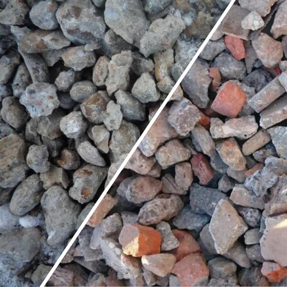 бой бетона бой кирпича с доставкой дёшево