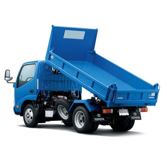 вывоз мусора самосвалом недорого