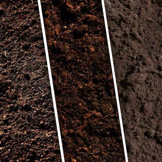 плодородная сеяная земля с доставкой от 1м3 (куб)