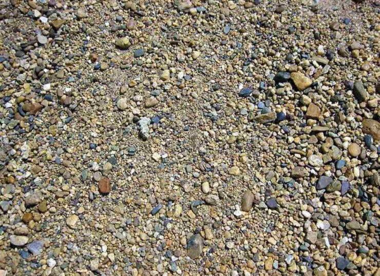 купить песчано гравийную смесь с доставкой